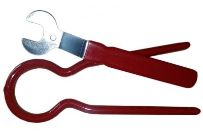 Iseo Libra Tool Set für Montage/Demontage Abdeckung Knob Elektro