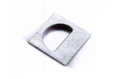 Sicma Nicchia Crescent Quadratisches Loch für Kit Schiebe