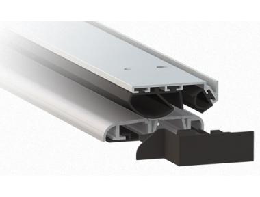 Threshold Aluminium eloxiert Silber Comaglio 1375 Series Universal