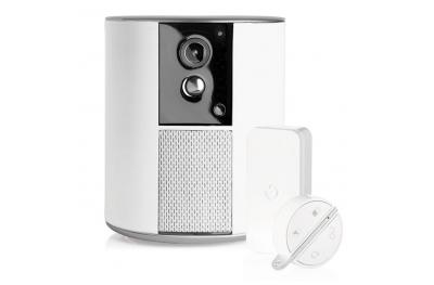 Somfy One+ Premium All-In-One-Kamera und Alarm