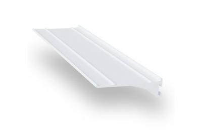 Spazzofix Alu-Profil für harte weiße Zahnbürste Air Stop-PosaClima Renova