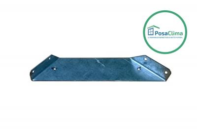 Stahlverstärkungshalterung für Klima Pro PosaClima Gegenrahmen