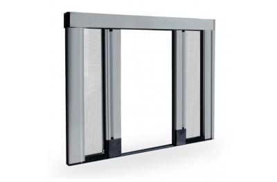 Super Moskitonetz Double Door zum Abdecken großer Öffnungen