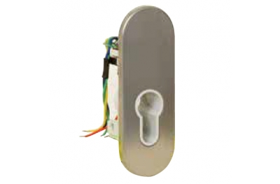 Unterstützung mit Mikroschaltern für 55040 Serie Zylinder geformt Profil Opera