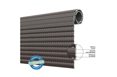 Duero 40 Rollladen aus PVC und Aluminium mit Wärmedämmung