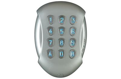 GALEO Autonome Vandalensichere Bluetooth Tastatur DIGICODE 3 Aluminiumlegierung Relais Zugangskontrolle CDVI
