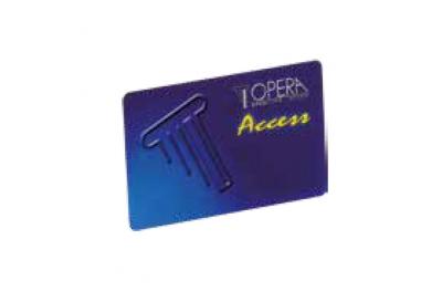 Tessera Magnetstreifen für die Zugangskontrolle 55615 Series Access Opera
