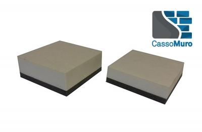 Thermoplus-Isolierplatte für thermische Leistung gekoppelt PosaClima Renova