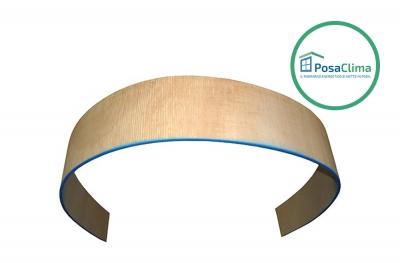 Oberes Querstück für Termoframe Flex PosaClima-Gegenrahmen