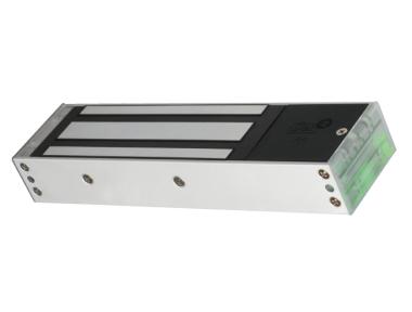 V5SR 500Kg Beleuchtete Aufputz-Haftmagnete von 12/24V DC +  Rückmelde-Relais NFS 61-937 CDVI