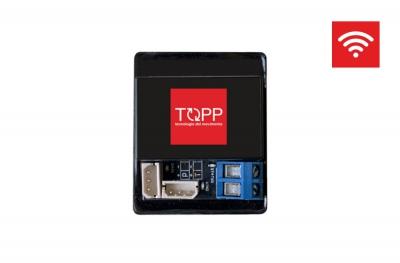 RwBox Topp WiFi-Gerät zum Anschließen von Wind- und Regensensoren für Aktoren