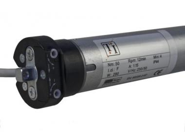 Work 50 50Nm 100kg Rohrmotor für Rollläden Tech International