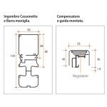 Moskitonetz Bettio Stufe 2 Fliegen-Side-Scrolling ohne Barrieren