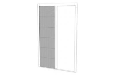 Moskitonetz Effe Pleat22L Öffnungsseite gefaltetes Netzwerk für kleine Räume